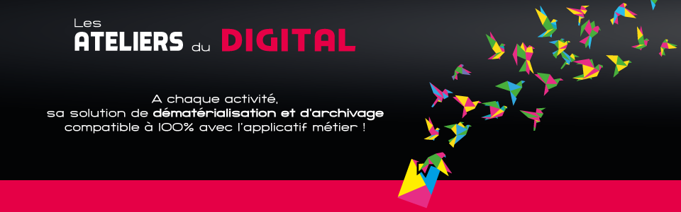 Inscription Ateliers du Digital